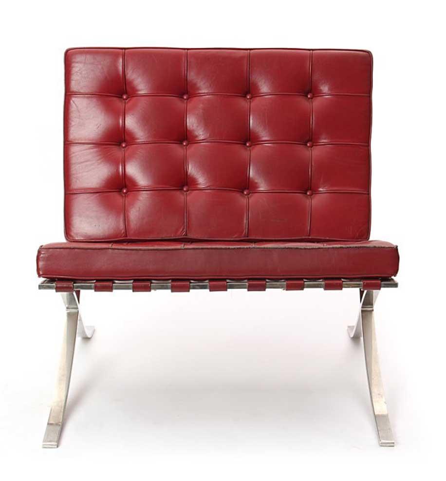 Barcelona Chair - Mies van der Rohe