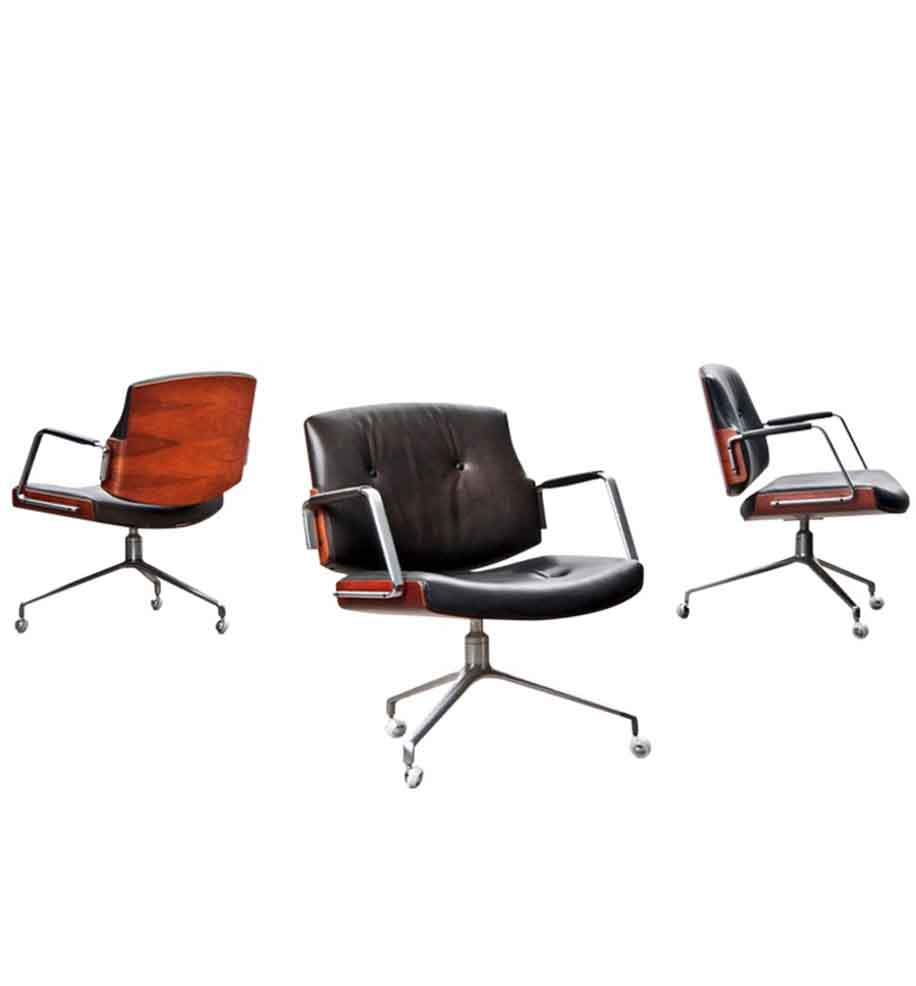 FK84 Desk Chairs - Fabricius & Kastholm