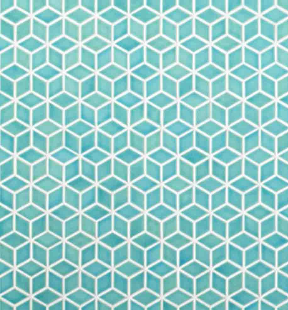 Heath Ceramics Tile - Dwell Pattern