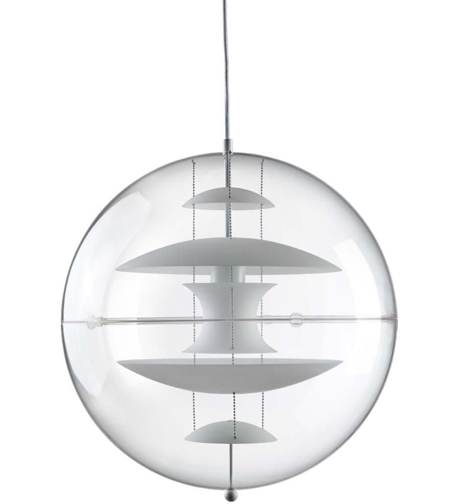 VP Globe Glass - Verner Panton