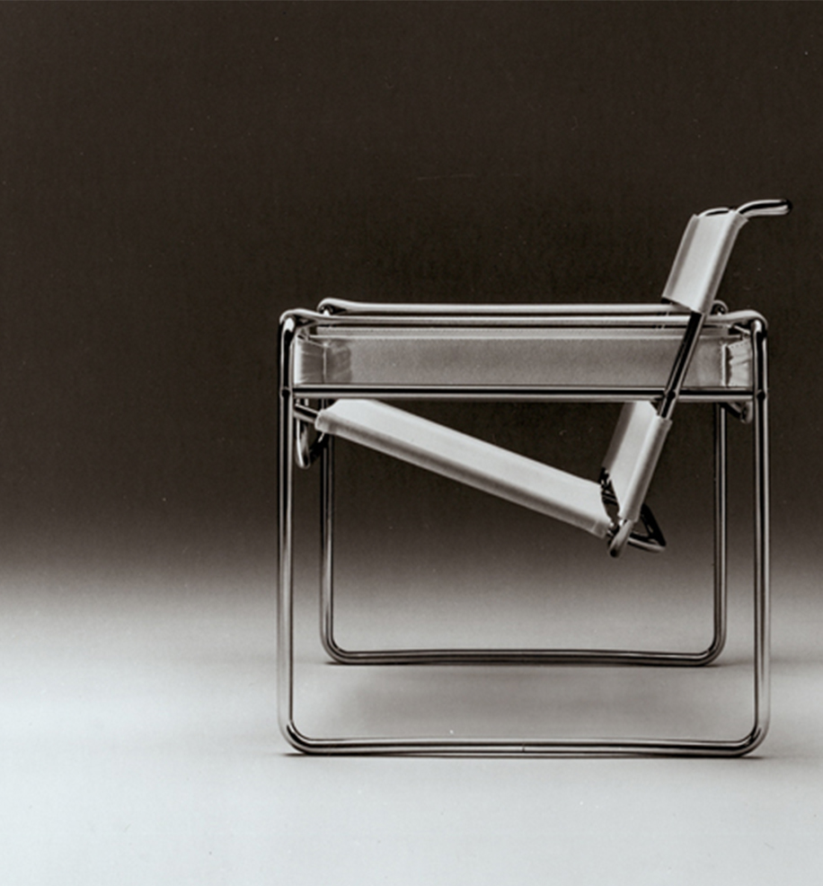 Wassily Chair - Marcel Breuer
