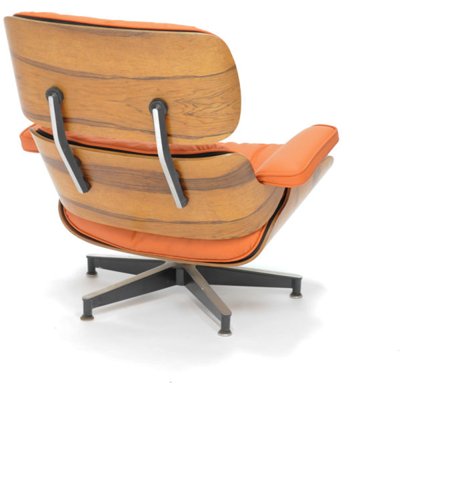 Vintage Eames Lounge Chair 3